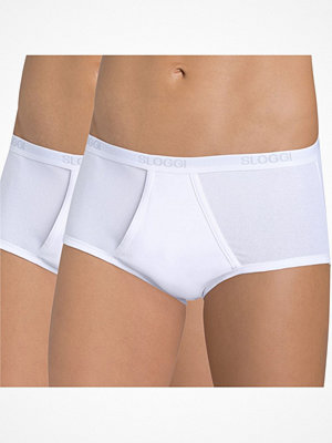Sloggi 2-pack For Men Basic Maxis White