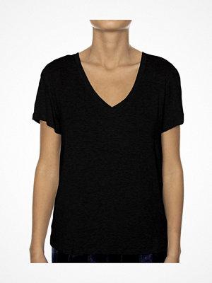 Pyjamas & myskläder - Calvin Klein Form SS V-neck Black