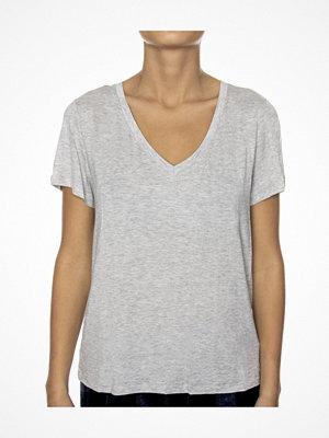 Pyjamas & myskläder - Calvin Klein Form SS V-neck Grey