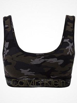 Calvin Klein Camo Unlined Bralette Camouflage-2