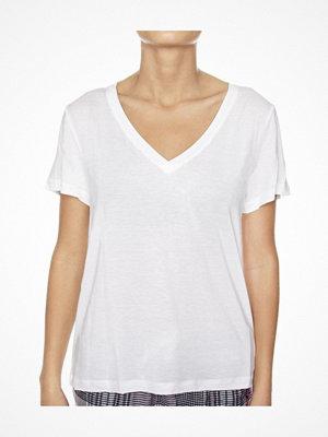 Calvin Klein Form SS V-neck White