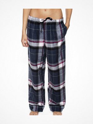 DKNY Hello Fall Pant Blue Pattern