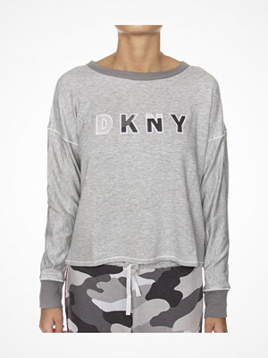 DKNY Urban Armor LS Top Grey