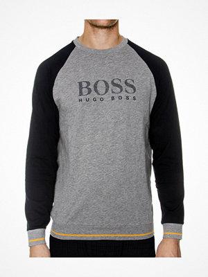 Pyjamas & myskläder - Hugo Boss Authentic Sweatshirt Grey