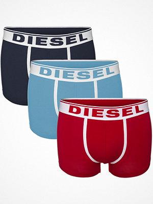 Diesel 3-pack Damien Trunk Blue/Red
