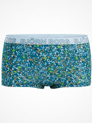 Björn Borg Core Tencel NY Flower Minishorts Green Pattern