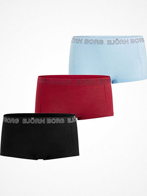 Björn Borg 3-pack Core Tencel Minishorts Multi-colour