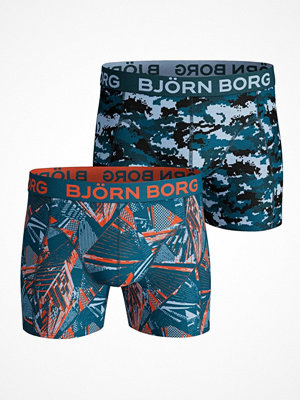 Björn Borg 2-pack Core Skyscraper NY Silhouette Shorts Pattern-2