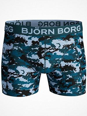 Björn Borg Core NY Silhouette Shorts Blue Pattern