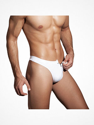 Doreanse Men Zip Slip String White