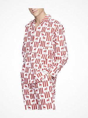 Pyjamas & myskläder - Frank Dandy Milk Pyjama Knit Red