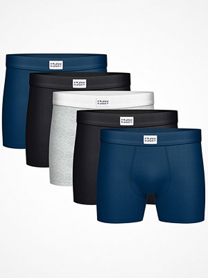 Frank Dandy 5-pack Legend Organic Boxer Box Multi-colour