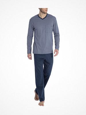 Calida Jamie Pyjama Blue