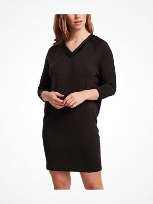 Femilet Eloise Big Shirt 3-4 Sleeve Black