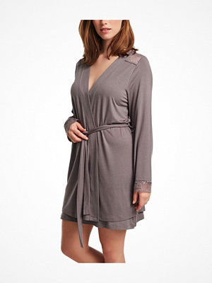 Morgonrockar - Femilet Mia Robe Short Grey