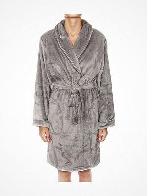 Morgonrockar - Missya Reba Robe Short Grey