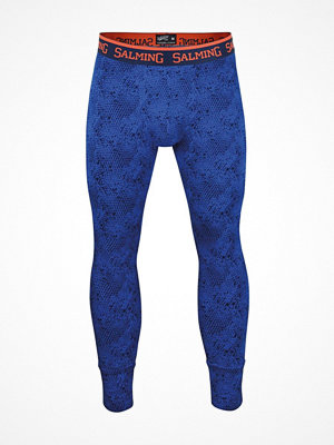 Salming Boone Long John Blue Pattern