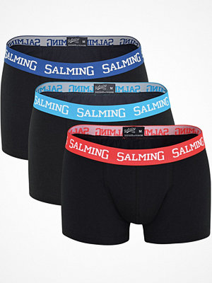 Salming 3-pack Abisko Boxer Black
