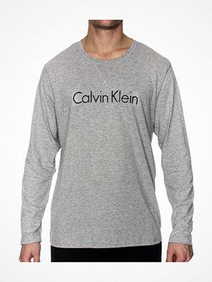 Calvin Klein Comfort Cotton LS Tee  Grey