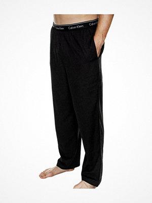 Calvin Klein Flannel Sleepwear Sleep Pant Darkgrey