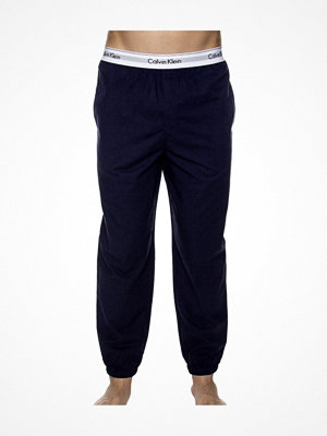 Calvin Klein Modern Cotton Stretch Sleep Jogger Blue