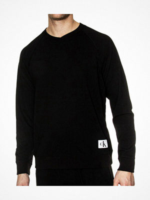 Calvin Klein Monogram LS Sweatshirt Black
