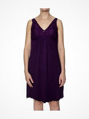 Damella 64301 Nightdress Deep purple