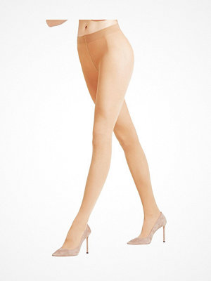 Falke Women Seidenglatt 40 Den Tights Beige