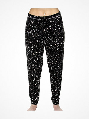 Pyjamas & myskläder - Femilet Lima Pants Black pattern-2