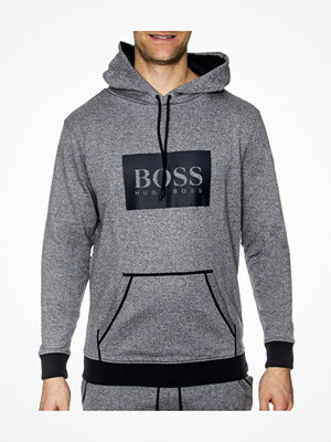 Pyjamas & myskläder - Hugo Boss BOSS Heritage Sweatshirt Grey