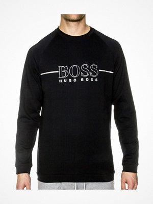 Pyjamas & myskläder - Hugo Boss BOSS Tracksuit Sweatshirt Darkblue