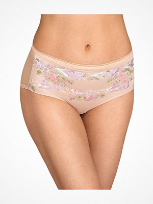 Miss Mary of Sweden Miss Mary Meadow Dreams Embroidered Pantie Beige