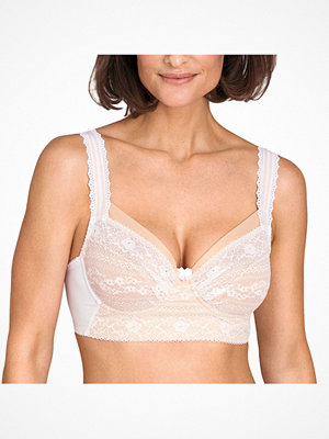 Miss Mary of Sweden Miss Mary Lace Vision Underwire Bra White