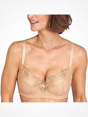 Miss Mary of Sweden Miss Mary Winter Dew Bra With Exclusive Embroidery Beige