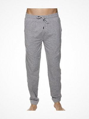 Pyjamas & myskläder - Tommy Hilfiger Flag Core Jersey Pant Grey