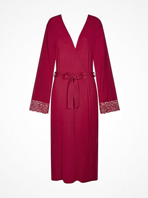 Morgonrockar - Triumph Modern Amourette Charm Robe Long Red