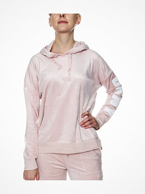 DKNY Modern Generation LS Top With Hood Lightpink