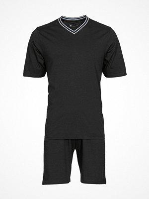 JBS Kortärmad Pyjamas  Black