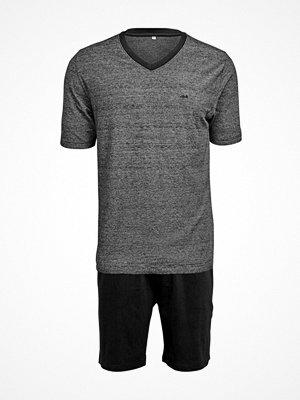 JBS Kortärmad Pyjamas 131 Grey