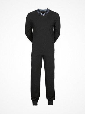 JBS Långärmad Pyjamas  Black