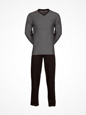 Pyjamas & myskläder - JBS Pyjamas Jersey Grey