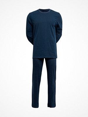 Pyjamas & myskläder - JBS Pyjamas Jersey 131 Navy-2