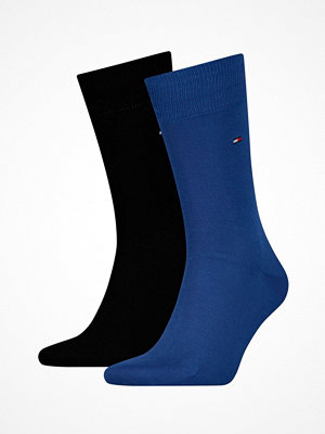 Tommy Hilfiger 2-pack Men Classic Sock Black/Blue