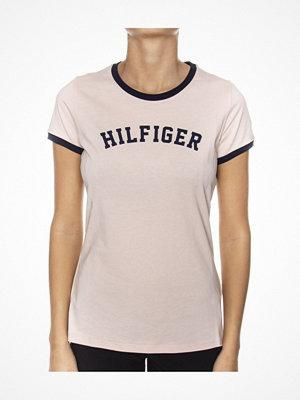 Pyjamas & myskläder - Tommy Hilfiger Bold Logo T-shirt Lightpink