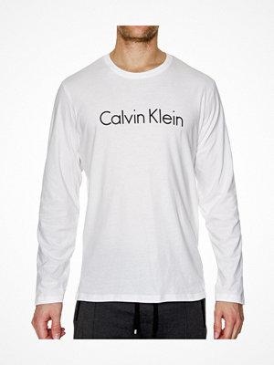 Calvin Klein Comfort Cotton LS Tee  White