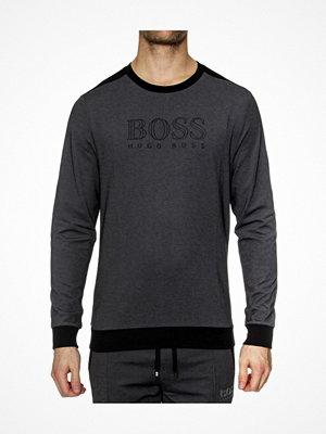 Pyjamas & myskläder - Hugo Boss BOSS Loungewear Tracksuit Sweatshirt Black