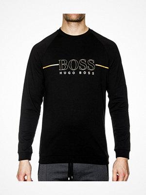 Pyjamas & myskläder - Hugo Boss BOSS Tracksuit Sweatshirt Black