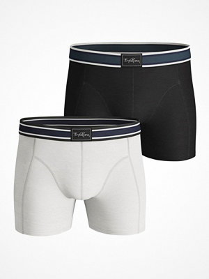 Björn Borg 2-pack Archive Shorts Black/White