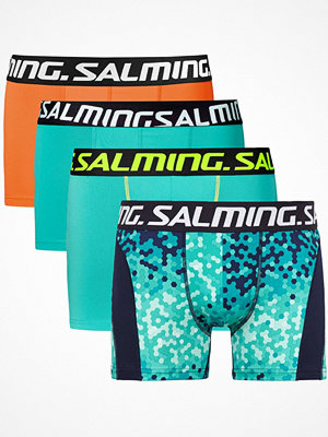 Kalsonger - Salming 4-pack Sport Boxers Mix Multi-colour