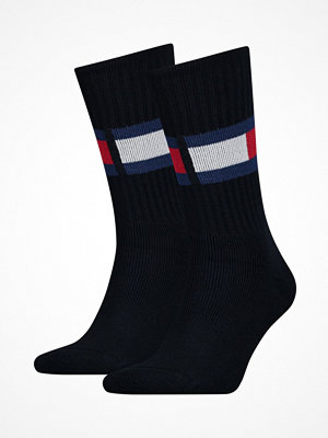 Tommy Hilfiger Flag Sock Blue
